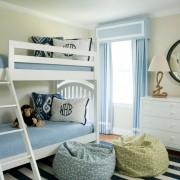 Кровать в интерьере детской фото