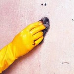 Как снять краску растворителем