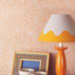 Декоративное покрытие флок: нанесение, описание и фото
