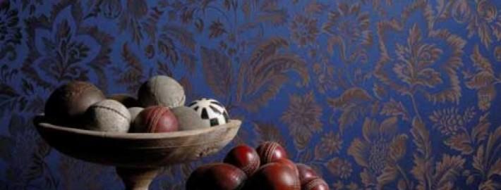 Текстильные обои: виды, описание, фото и видео