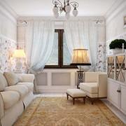 Белый цвет стиль прованс