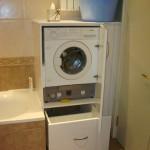 Куда поставить стиралку в ванной