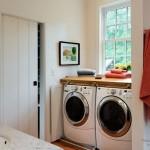 Фото стиральных машин в ванной