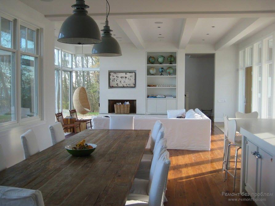 15_minКрасивая светлая комната в морском стиле на фото