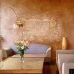 Венецианская штукатурка фото интерьеров