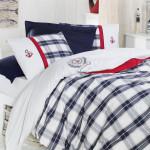 Спальная комната в морском стиле