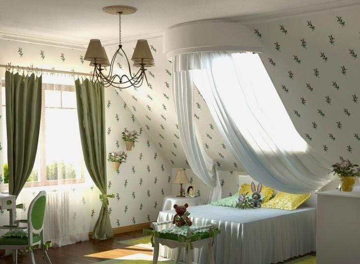 Дизайн комнаты в стиле Прованс, 25 идей для создания интерьера