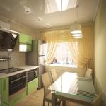 Кухни фото 8 м