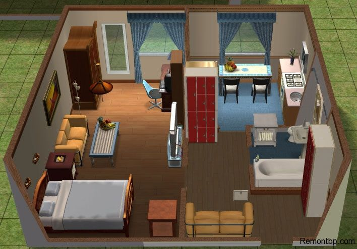 Приложение дизайн квартиры