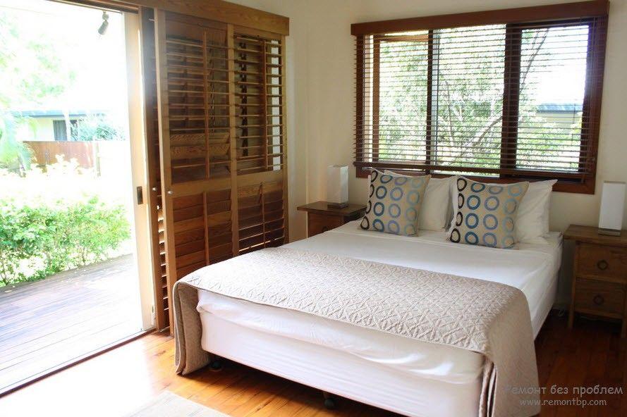 Дизайн деревянных жалюзей