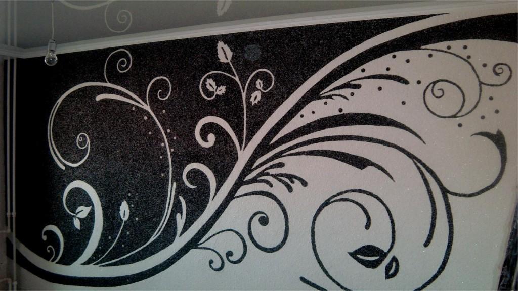 Дизайн интерьера помещений Отделка пола, потолка 66
