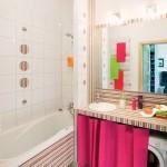Где расположить стиральную машину фото в маленькой ванной