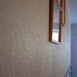 Отделка стен в квартире короедом