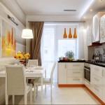Интерьер кухни фото 12 кв