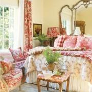 Розовый цвет стиль прованс