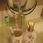 Как украсить декупажем ванную