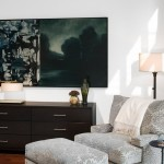 Линолеум в интерьере: фото и описание