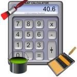 Расход краски калькулятор онлайн