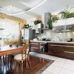 Каким цветом выбрать кухню