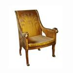 Кресло в египетском стиле