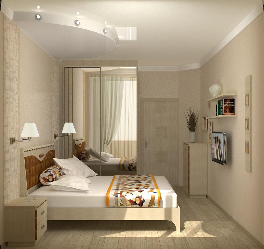 Спальня 13 кв.м дизайн реальные
