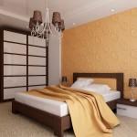 Спальная рельефные панели фото