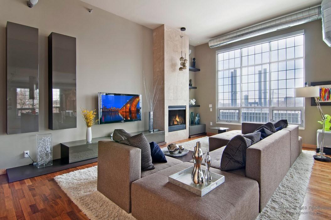 Выбор цветовой палитры квартиры