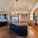 Пробковый пол на кухне: виды, плюсы и минусы