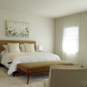 Шторы для спальни в интерьере на фото