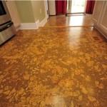 Стоит ли использовать пробковый пол на кухне, Плюсы и минусы