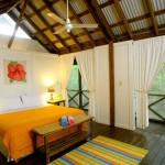Интерьер комнаты в стиле бунгало