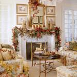 Новый год 2014 украшаем дом