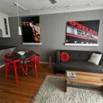 Кухня + комната