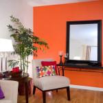 Как смотрятся стеклообои в интерьере разных комнат, Дизайн на фото
