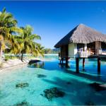 Мальдивы отели бунгало на воде