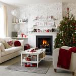 Украсить квартиру к новому году