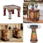 Мебель в египетском стиле