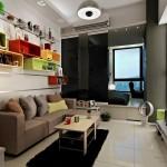 Дизайн современной комнаты фото