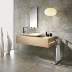 Интересный дизайн ванной комнаты