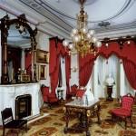 Комната в стиле ампир