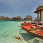 Бали бунгало на воде