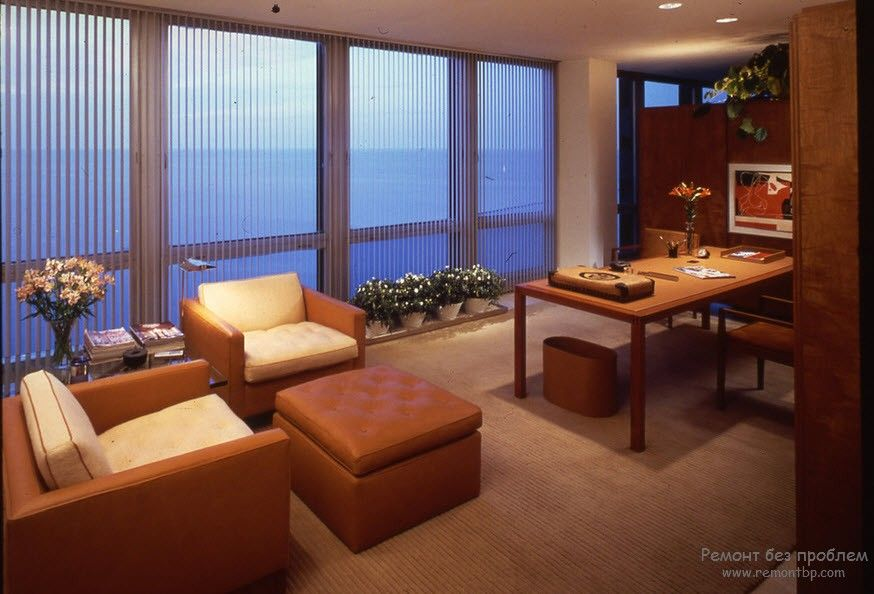 Вертикальные жалюзи фото в интерьере гостиной