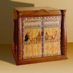 Комод в египетском стиле