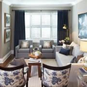 Идеи оформления гостиной на фото