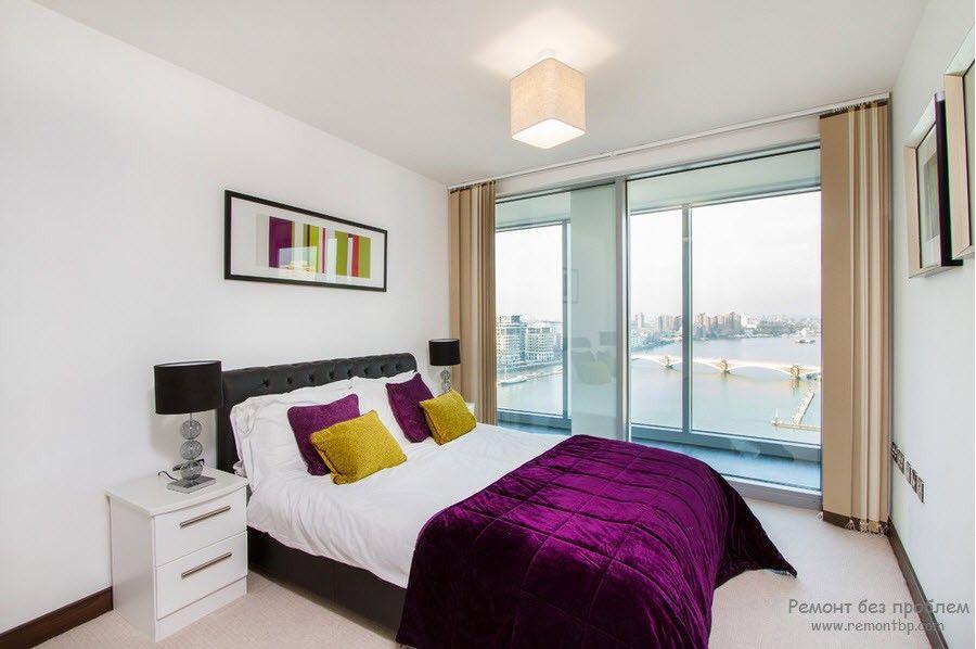Вертикальные жалюзи фото в интерьере спальни