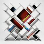 Оформление книжных полок