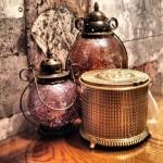 Посуда в египетском стиле