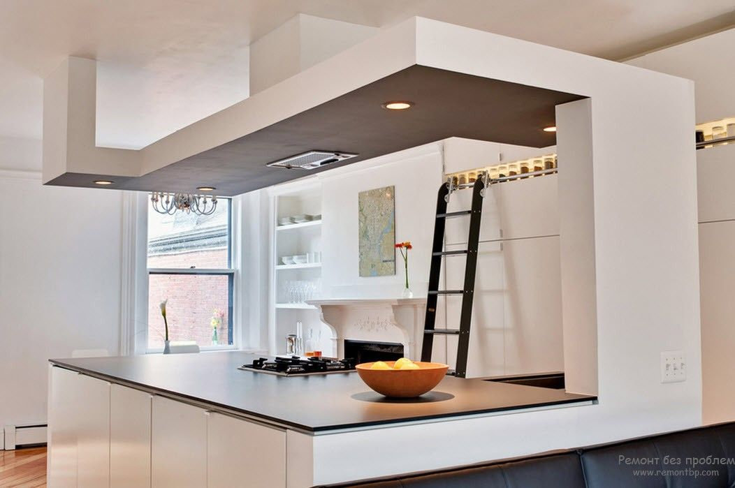 30 for Dropped ceiling kitchen ideas