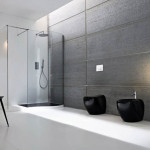 Интерьер ванной комнаты 2014