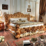 Спальняа комната в стиле ампир